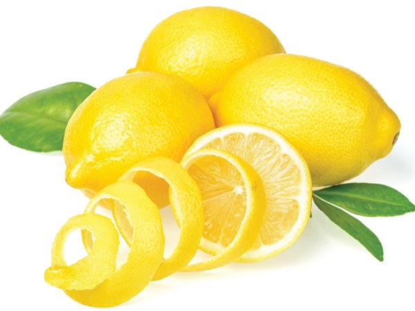 Lemon Peel can remove Back and Joint pain