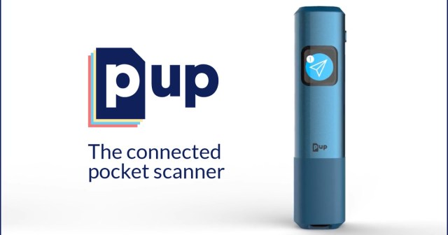 PUP Pocket Scanner