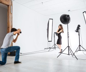 How to Set Up a Home Photo Studio