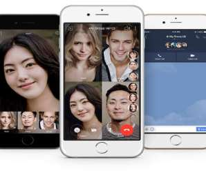 Facebook Messenger lets you add more people to your call.