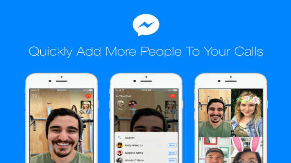 Quickly Add More People To your Calls