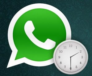 How to schedule Whatsapp messages on Android Smartphone?