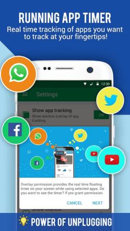 App Usage Timer