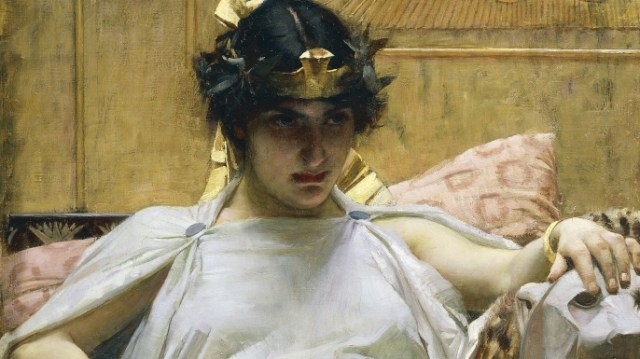 Cleopatra is not an Egyptian
