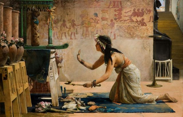Egyptians did not mummify the royal family