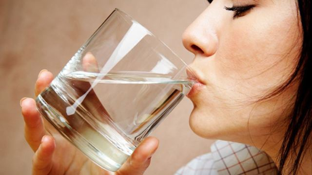 Warm Water on an empty stomach