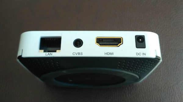 ReTV X1 Ports
