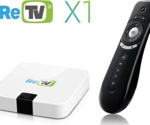 ReTV X1 Review – Turn your normal TV into Smart TV
