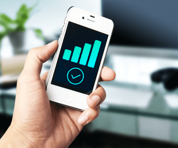 boost signal strength in your Smartphone