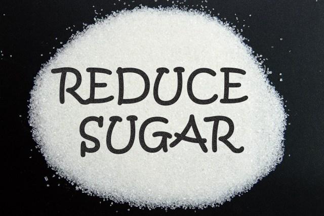 Detox-your-Body - Reduce Intake of Sugar