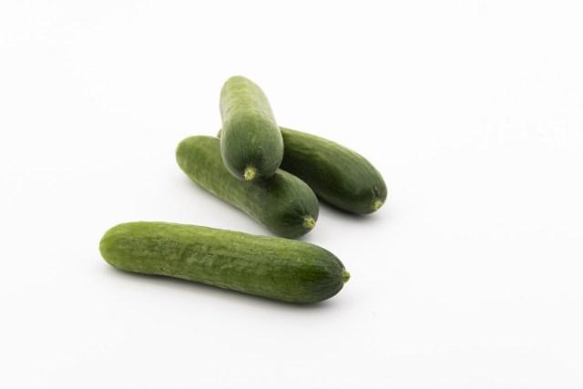 Grilled Cucumber