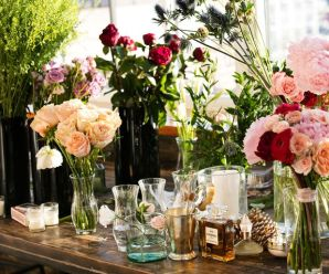 Money saving tips for floral decorations during weddings