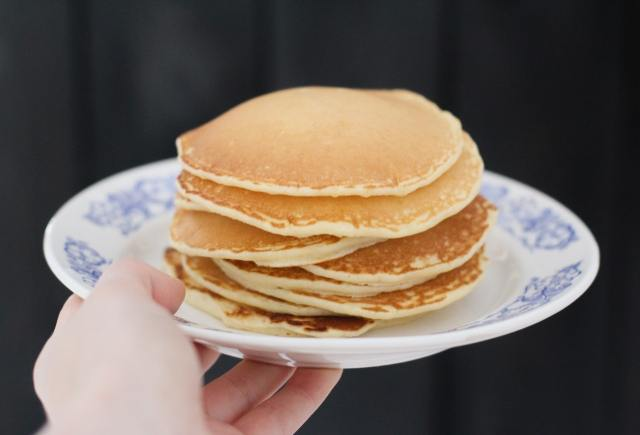 Fluffy Pancake Recipe to prepare at home