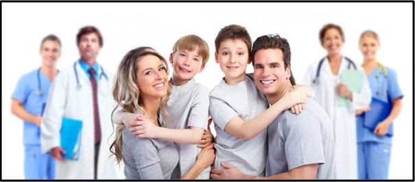 Family health and secure