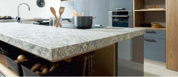 ceramic worktop