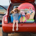Top 5 Tips to Less Stressful Traveling with Kids