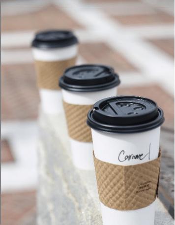 coffee takeaway cups