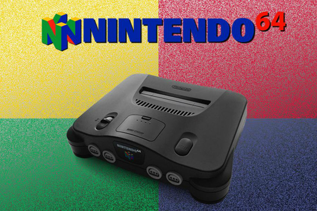 Nitendo 64 Games using project64