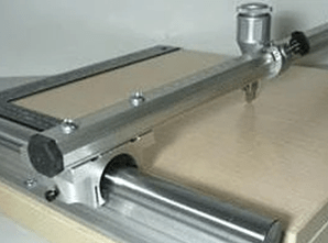 Developments in the Field of Glass Cutting
