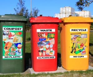 10 Items You Cannot Put in Recycling Bins