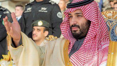 رغم اعتقاله في وقت سابق الأمير مشهور بن طلال يظهر خلال دفن