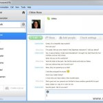 Skype Facebook Chat Client
