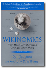 photo of 'Wikinomics: How Mass Collaboration Changes Everything'