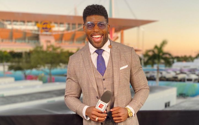 Emmanuel Acho - Bio, Net Worth, Age, Family, Dating, Girlfriend, Salary, Job, Career, Nationality, Family, Height, Parents, Sibling, Facts, Wiki, Book - Wikiodin.com