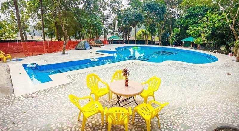 Fawgan Eco Resort