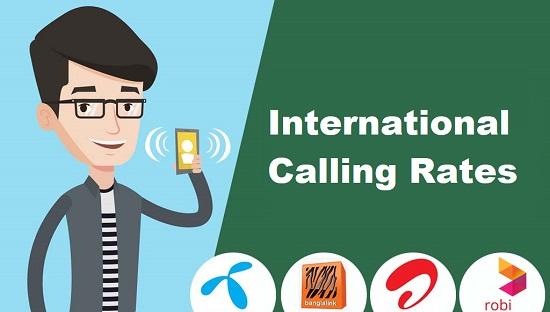 International Calling Rates
