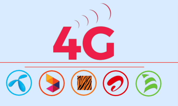 how to check 4g sim