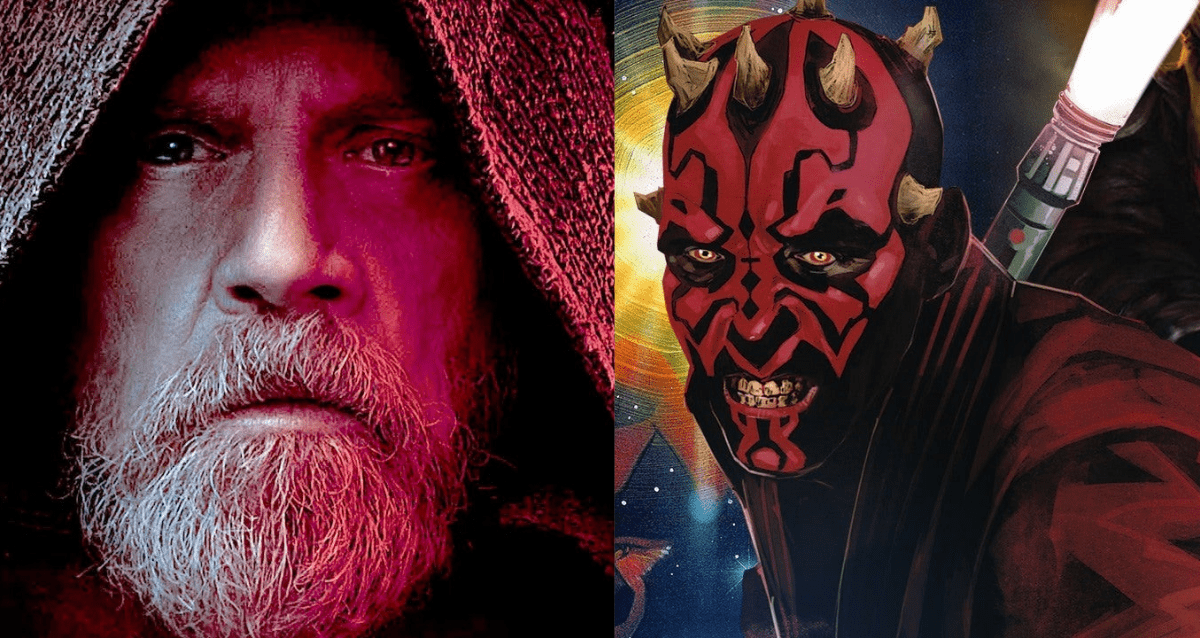 Why Darth Maul Believed That Luke Would Avenge Him And Not Just The Jedi