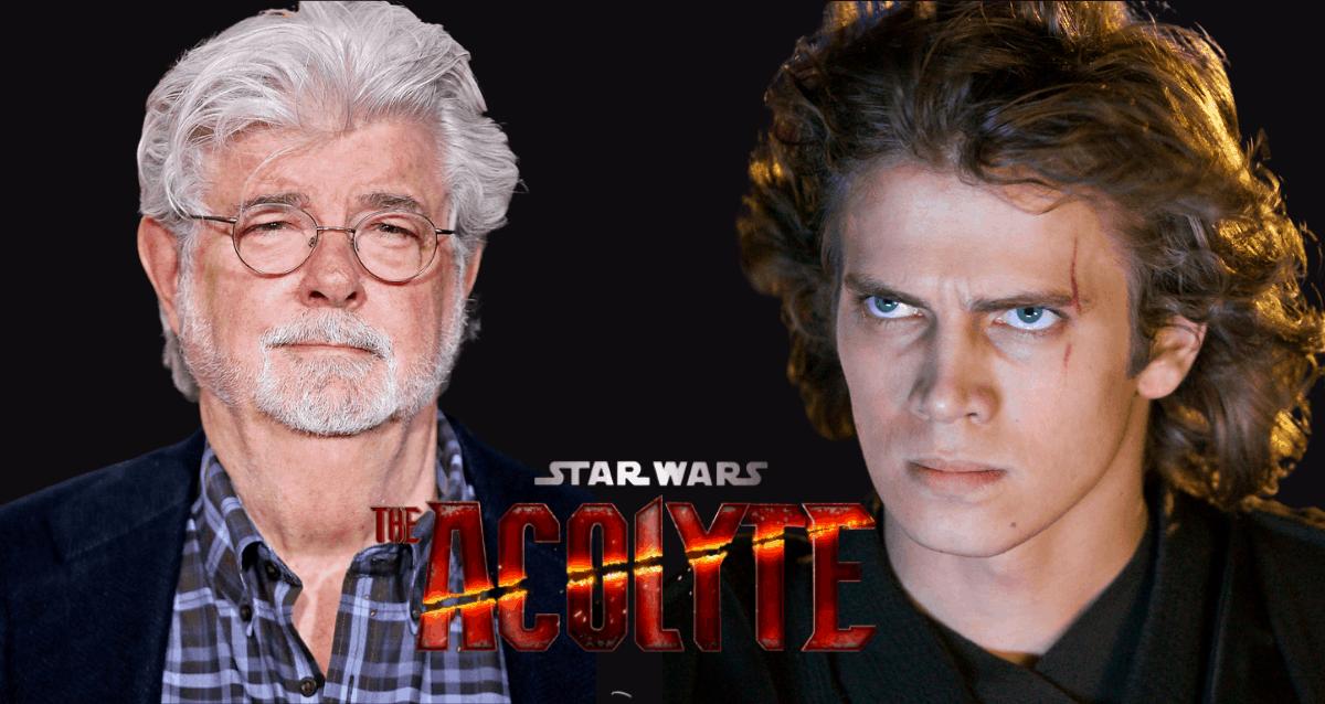 Star Wars Acolyte George Lucas