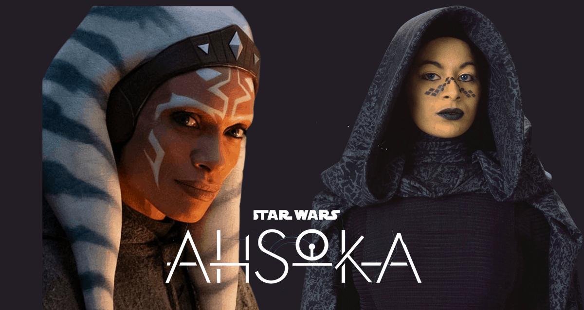 Star Wars Ashoka Barriss Offee