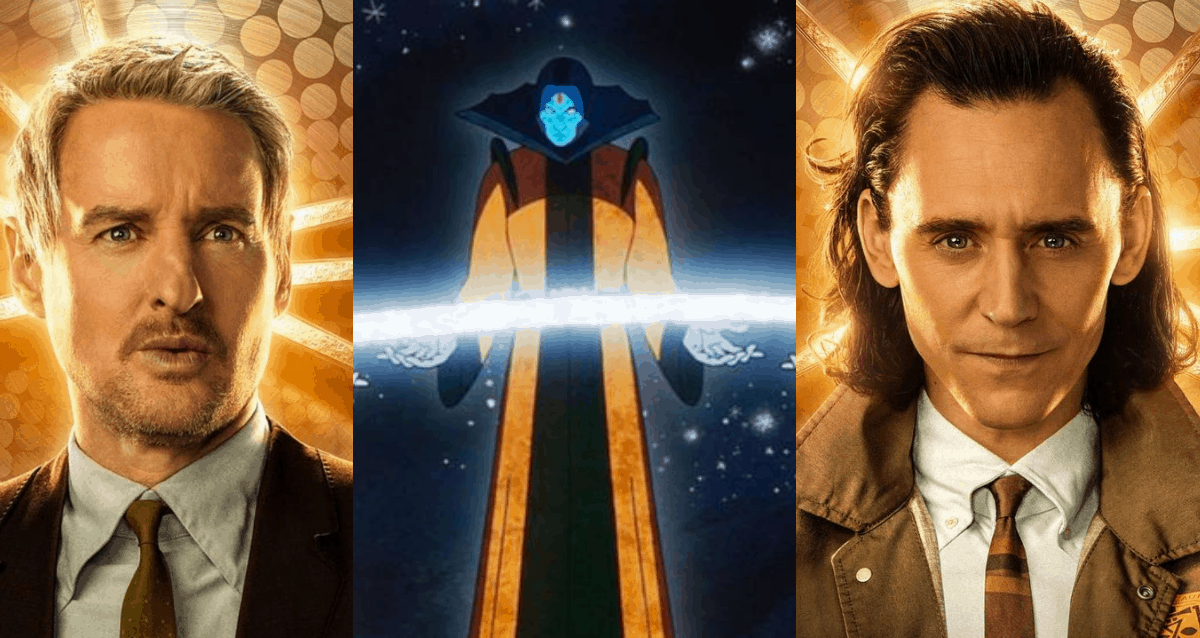 Mobius, Time keepers and Loki