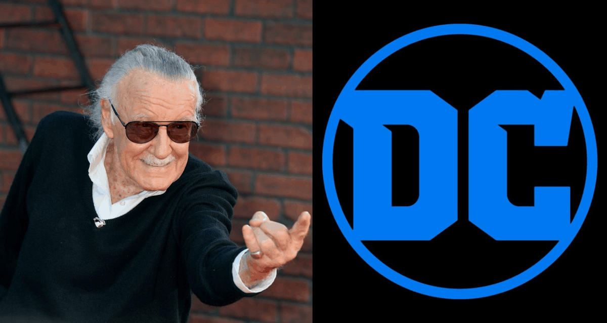 stan lee and DC
