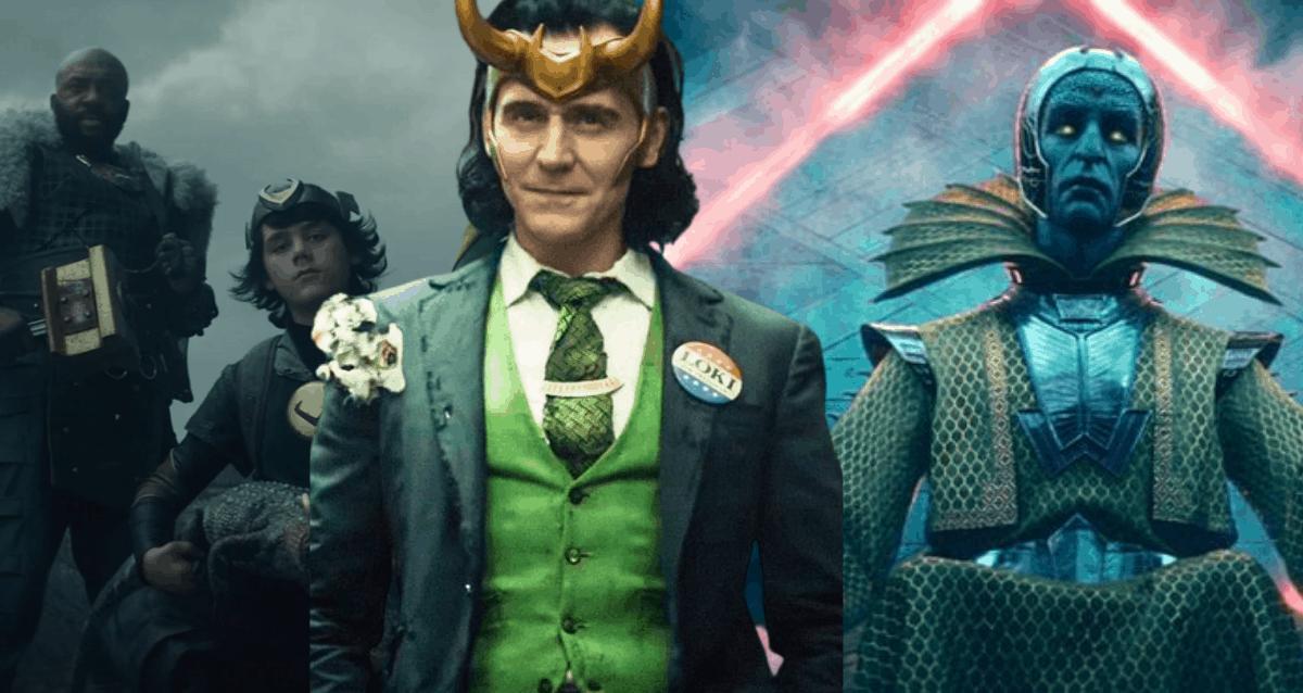 Loki introduced the multiverse concept