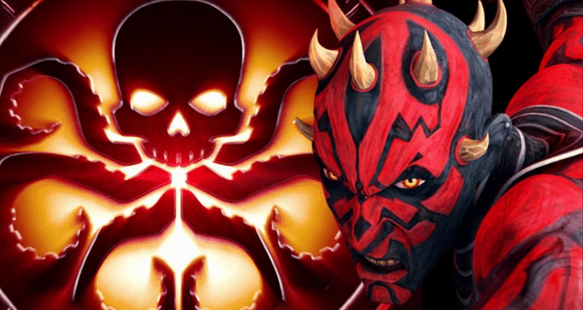 Crimson Dawn And Darth Maul