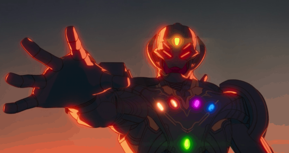 Ultron With Infinity Stones (2)