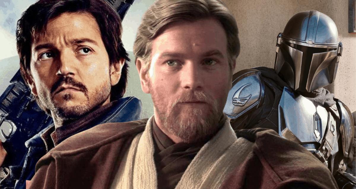 Andor, Obi-Wan Kenobi And Mandalorian