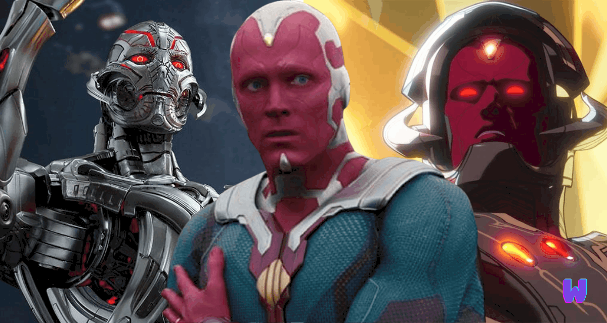 Paul Bettany Vision Ultron