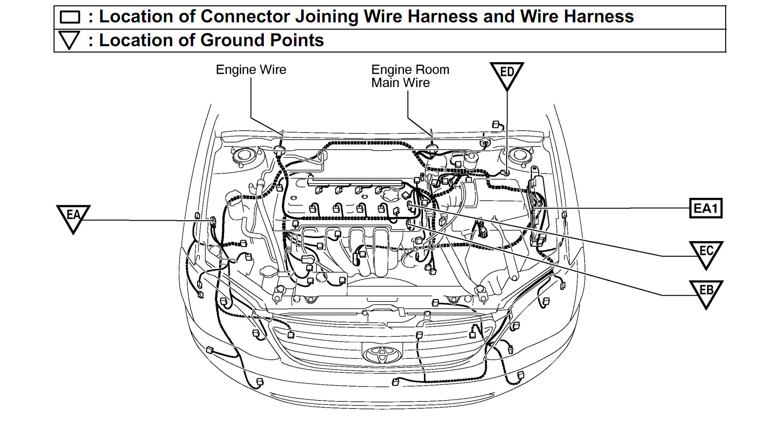 Location Of The Vvt Sensor Toyota Camry, Location, Free
