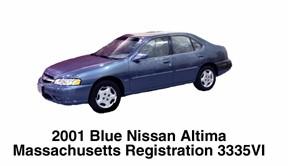 Mohamed Atta's Nissan