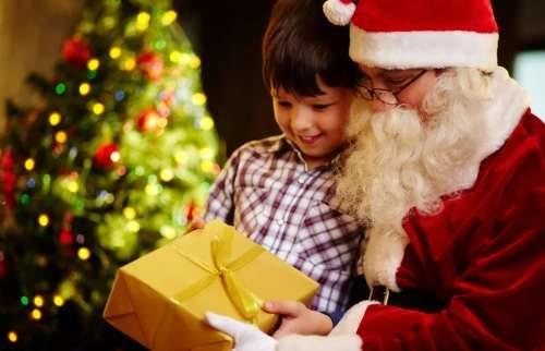 چه چیزی می تواند برای بابا نوئل خواسته شود (2)