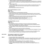 Business Analyst Resume Junior Business Analyst Resume Sample business analyst resume|wikiresume.com