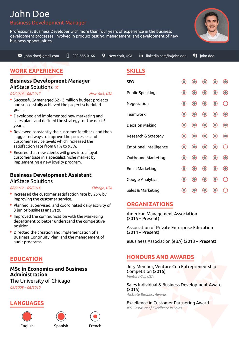 Creative Resume Template Free Creative Resume Template creative resume template free|wikiresume.com