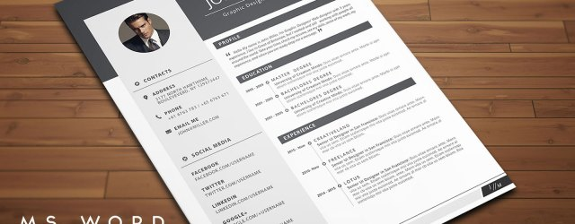 Free Resume Template Download Free Word Resume Template In Docx free resume template download|wikiresume.com