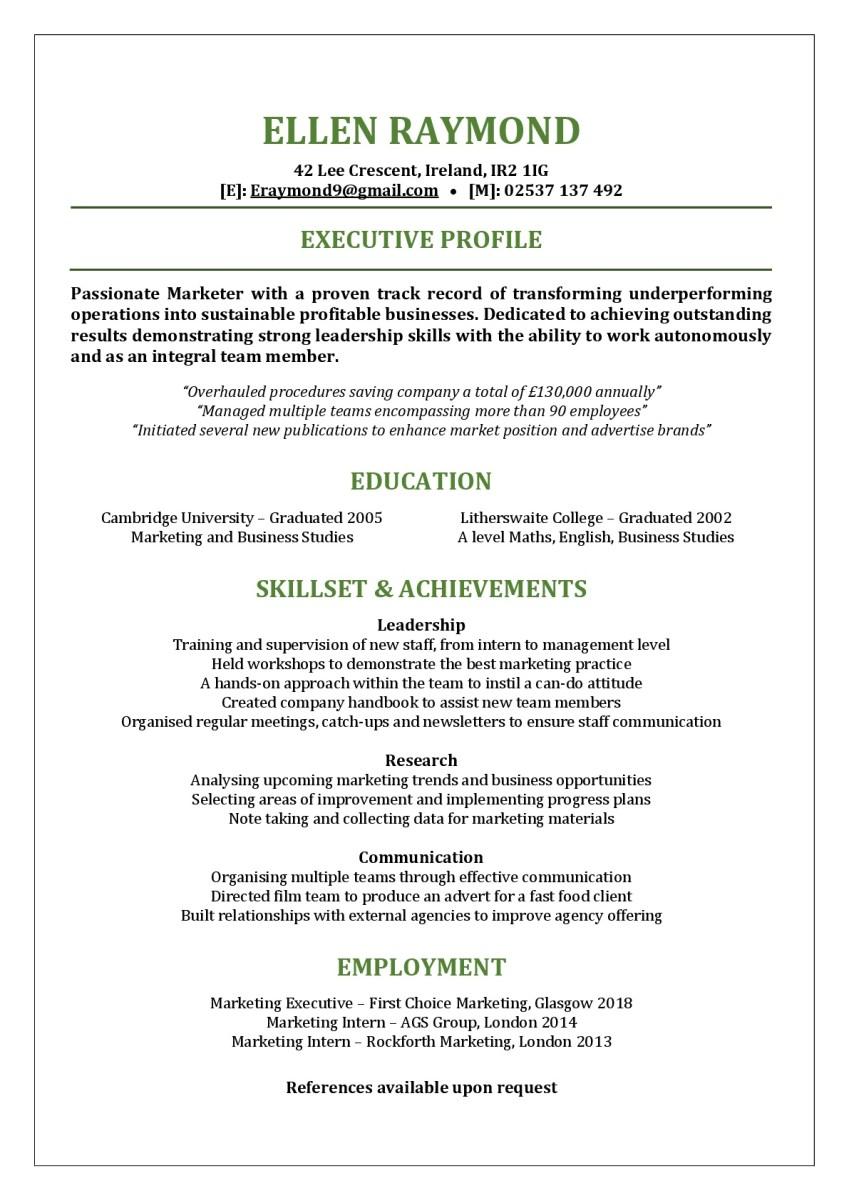 Functional Resume Template Functional Resume Template Image functional resume template|wikiresume.com