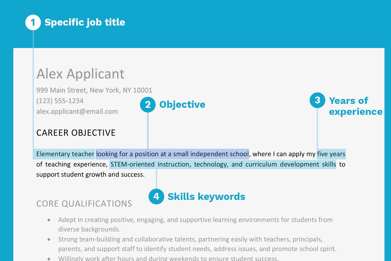 Objective For Resume 2063595 Alex 5bb4ed8346e0fb002646aa55 objective for resume|wikiresume.com