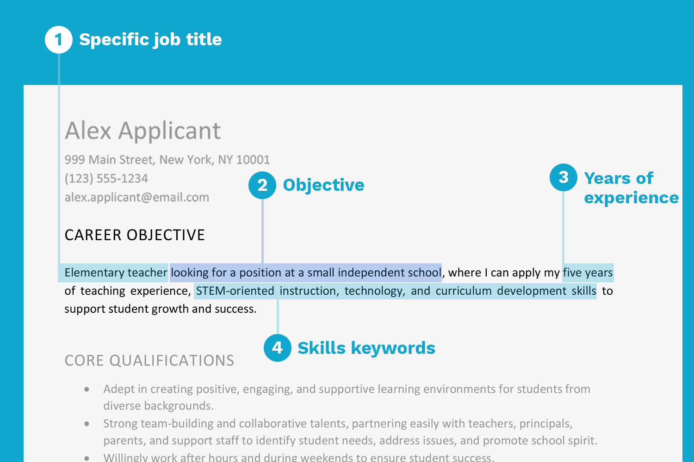 Objective On A Resume 2063595 Alex 5bb4ed8346e0fb002646aa55 objective on a resume|wikiresume.com